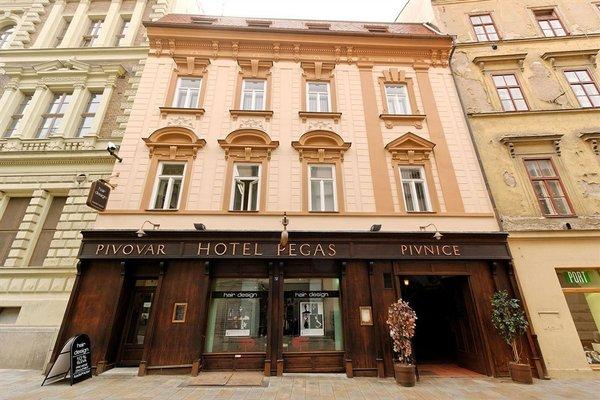 Hotel Pegas Brno - фото 22