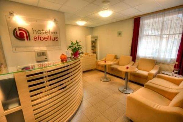 Hotel Albellus - фото 9
