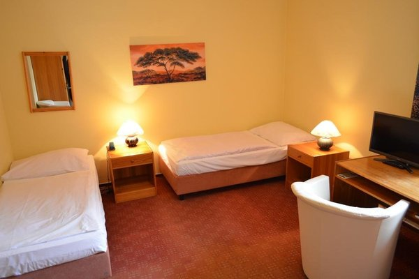 Hotel Moravia - 10
