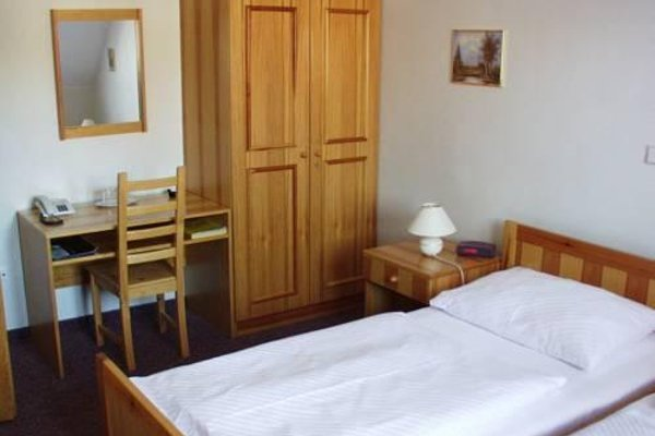Hotel Moravia - 9