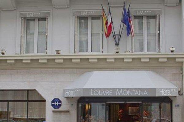 Hotel Louvre Montana - фото 20
