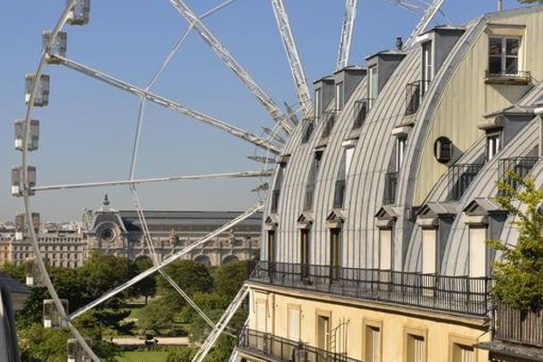 Hotel Louvre Montana - фото 21