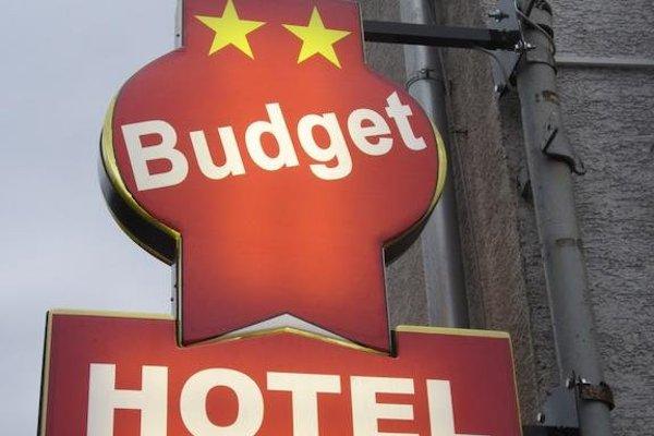 Budget Hotel Zwingenberg - фото 7