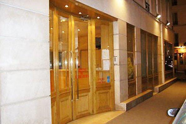 Hotel des Metallos - фото 19