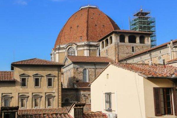 Apartments Florence- Santa Maria Novella - фото 10