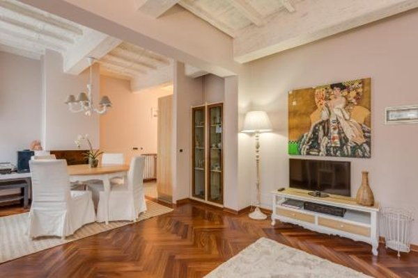 Apartments Florence- Santa Maria Novella - фото 22