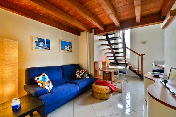 Beverara Halldis Apartment - фото 17