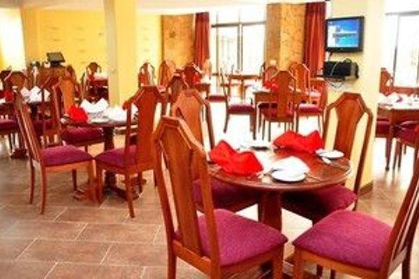 67 Airport Hotel Nairobi - 10