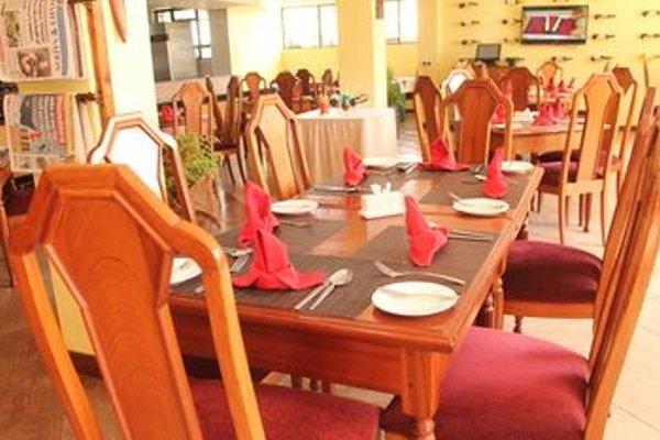 67 Airport Hotel Nairobi - 12