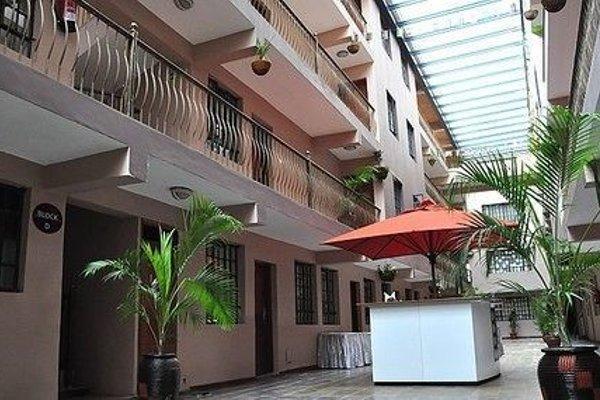 67 Airport Hotel Nairobi - 13