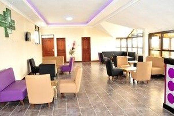 67 Airport Hotel Nairobi - 16