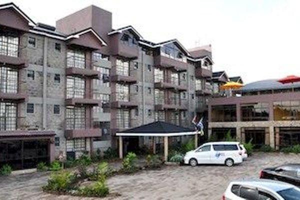 67 Airport Hotel Nairobi - 23