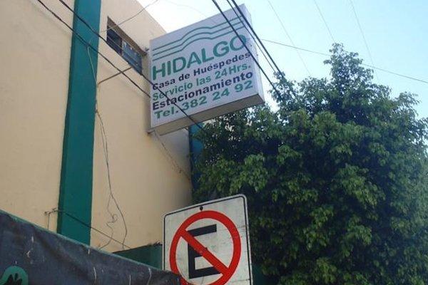 Hotel Casa De Huespedes Hidalgo - фото 19