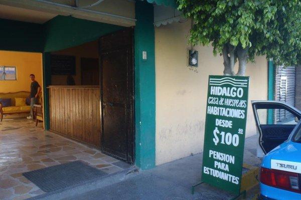 Hotel Casa De Huespedes Hidalgo - фото 20