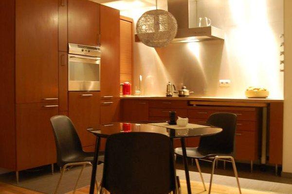 Apartament Bobrowiecka - фото 11