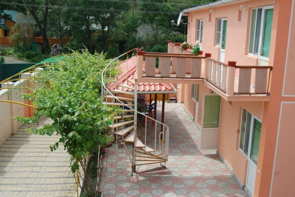 Апартаменты Абрикос - фото 5