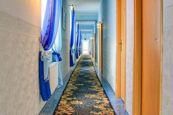 Отель «Хижина Робинзона» - фото 16