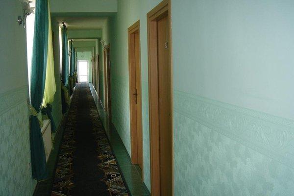 Отель «Хижина Робинзона» - фото 17