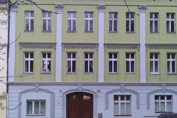 Apartment Vysehrad Prague - фото 31
