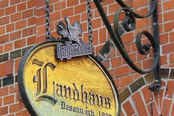 Landhaus Dessau - фото 20
