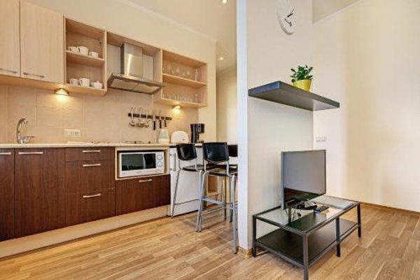 Aparthotel RigaApartment - фото 61