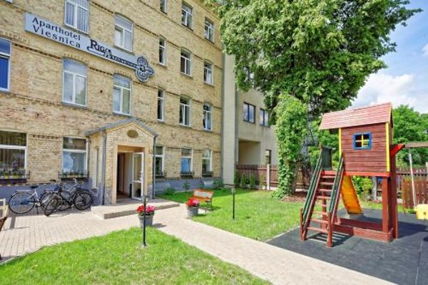 Aparthotel RigaApartment - фото 68