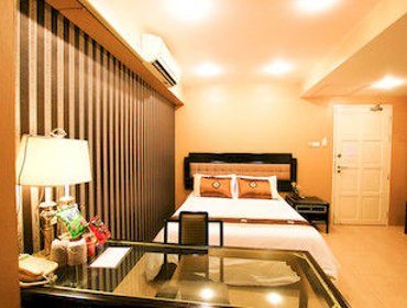 Apartments MAMBA and Baan Aranya Serviced Apartment