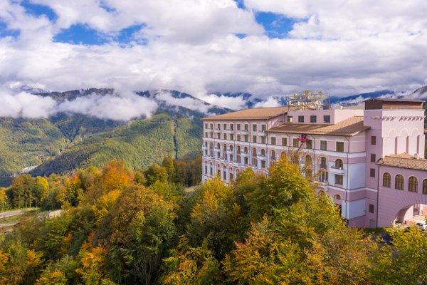 Отель Риксос Красная Поляна Сочи - фото 22