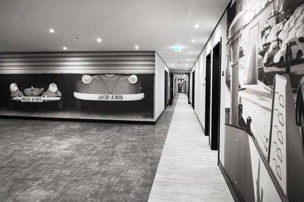 Innside by Melia Wolfsburg - фото 19
