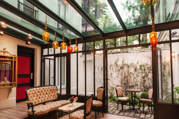 Hotel Sacha by Happyculture - 12