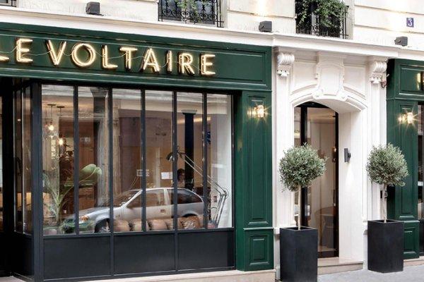 New Hotel Candide Paris - фото 10