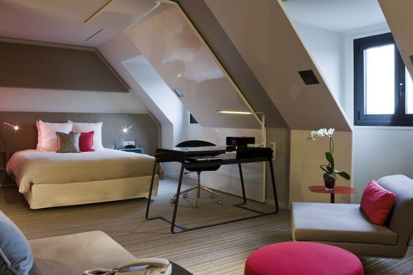 Novotel Paris Les Halles - фото 15