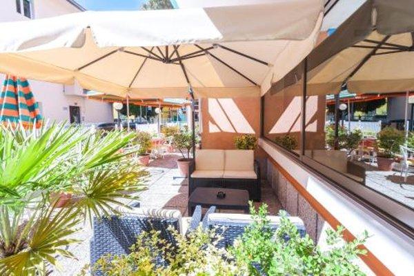 Hotel Paola Garden - фото 19