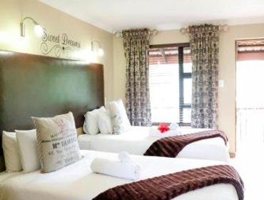 Гестхаус Big 5 Guest House Witbank