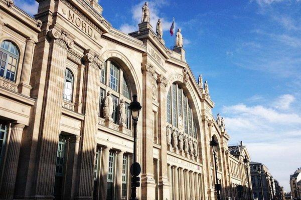 Avalon Suites Paris Gare du Nord - фото 22