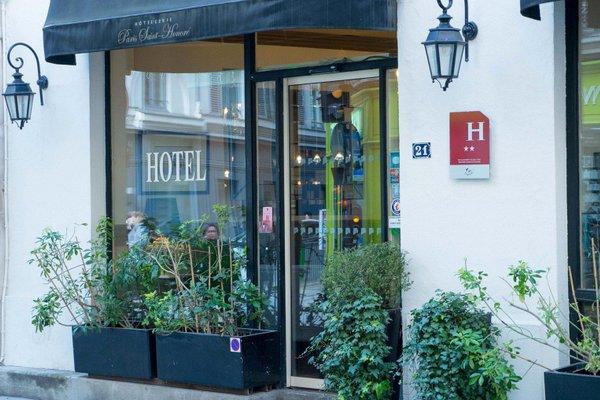 Hotel Paris Saint-Honore - 22