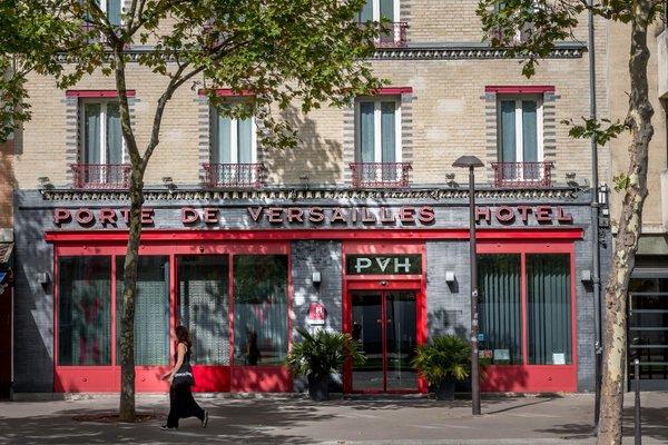 Porte de Versailles Hotel - фото 21