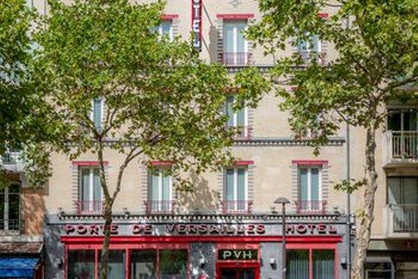 Porte de Versailles Hotel - фото 22