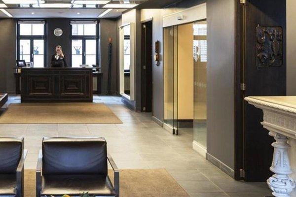Hotel Bergs - 14