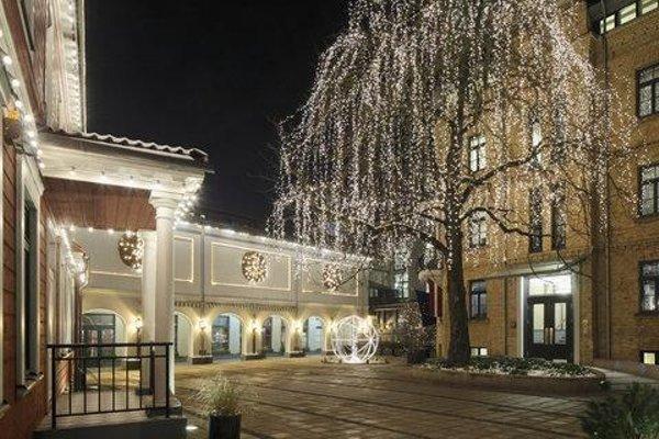 Hotel Bergs - 21