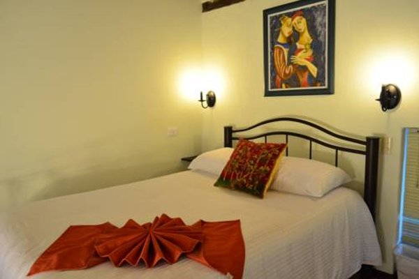 Hotel del Capitan de Puebla - фото 50