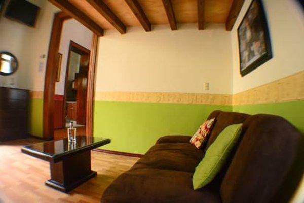 Hotel del Capitan de Puebla - фото 11