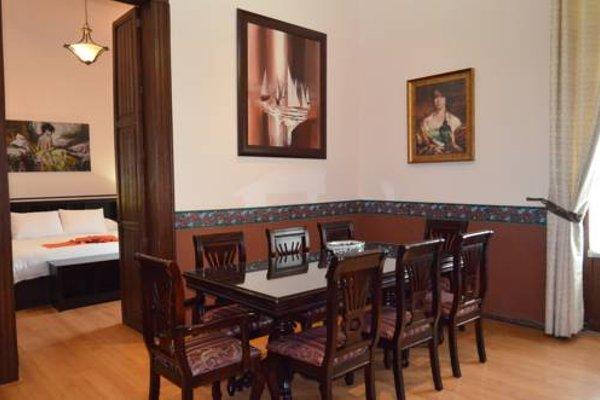 Hotel del Capitan de Puebla - фото 16