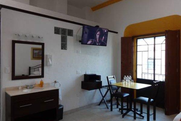 Hotel del Capitan de Puebla - фото 18