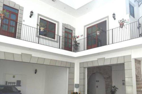 Hotel del Capitan de Puebla - фото 19
