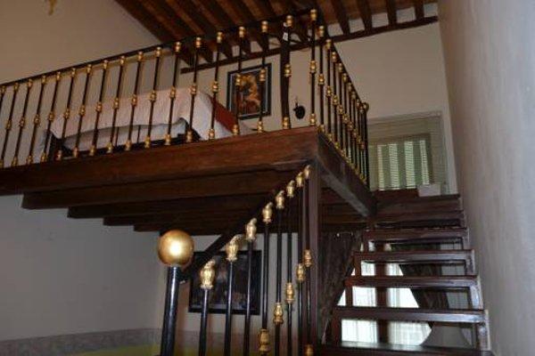 Hotel del Capitan de Puebla - фото 20