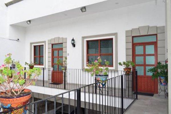 Hotel del Capitan de Puebla - фото 21