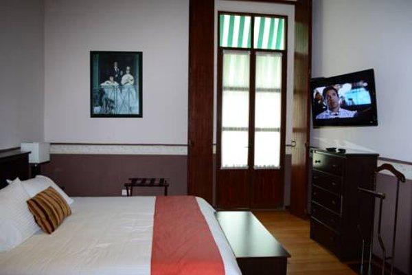 Hotel del Capitan de Puebla - фото 3