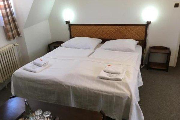 Pension Alfa & Whisky Pub - фото 21