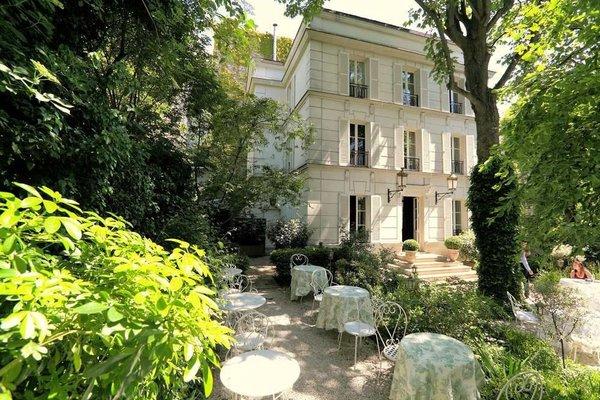 Hotel Particulier Montmartre - фото 26